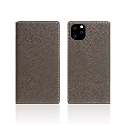 ROA iPhone11 Pro Full Grain Leather Case Etoffe Cream SD17871I58R