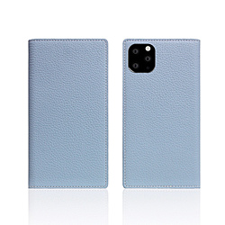 ROA iPhone11 Pro Full Grain Leather Case Powder Blue SD17875I58R