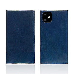 ROA iPhone11 Tamponata Leather case Blue SD17898I61R