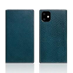 ROA iPhone11 Minerva Box Leather Case ブルー SD17906I61R