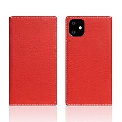 ROA iPhone11 Minerva Box Leather Case レッド SD17907I61R