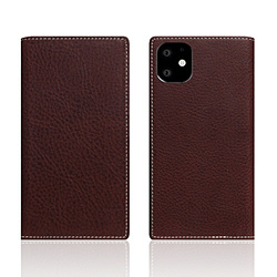 ROA iPhone11 Minerva Box Leather Case ブラウン SD17908I61R