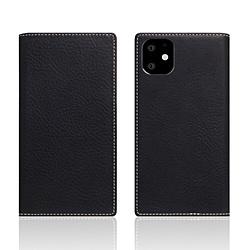ROA iPhone11 Minerva Box Leather Case ブラック SD17909I61R