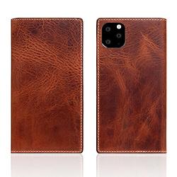 ROA iPhone11 ProMax Badalassi Wax case ブラウン SD17945I65R