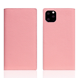 ROA iPhone11 ProMax Full Grain Leather Case Light Rose SD17954I65R
