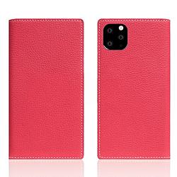 ROA iPhone11 ProMax Full Grain Leather Case Pink Rose SD17955I65R