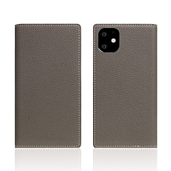 ROA iPhone11 Full Grain Leather Case Etoffe Cream SD17912I61R
