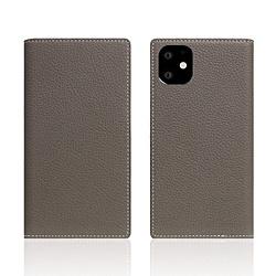 ROA iPhone11 Full Grain Leather Case Etoffe Cream SD17912I61R