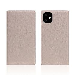 ROA iPhone11 Full Grain Leather Case Light Cream SD17910I61R
