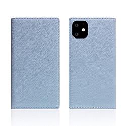 ROA iPhone11 Full Grain Leather Case Powder Blue SD17916I61R