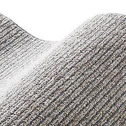 スミノエ ラグ カルル(250×350cm/軽量/ウォッシャブル/床暖対応/グレー)【日本製】  PPL-1 [250×350cm] PPL_1_GY