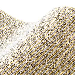 スミノエ ラグ カルル(185×185cm/軽量/ウォッシャブル/床暖対応/マスタード)【日本製】  PPL-1 [185×185cm] PPL_1_MA