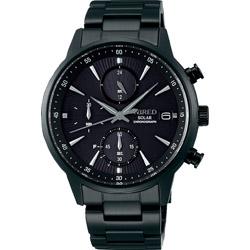 アルバ 【ソーラー時計】 ワイアード(WIRED) 新型クロノグラフ AGAD409  [正規品] AGAD409