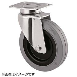 テンテキャスター テンテキャスター 重荷重用高性能旋回キャスター(牽引・時速15キロ以下まで対応・メンテナンスフリー) 3640SFP160P63