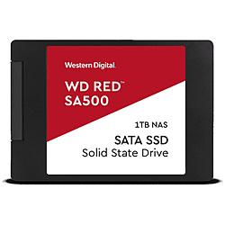 Western Digital 内蔵SSD WD Red WDS100T1R0A [2.5インチ /1TB] WDS100T1R0A