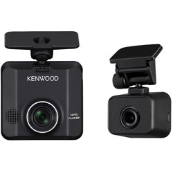 KENWOOD(ケンウッド) 前後2カメラ ドライブレコーダー  DRV-MR450 [セパレート型 /Full HD(200万画素) /前後カメラ対応] DRVMR450