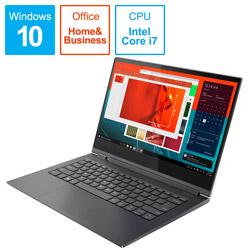 パソコン PC ノートパソコン ノートPC 本体 Lenovo レノボジャパン モバイルノートPC YOGA C930 毎日続々入荷 メモリ アイアングレー i7 13.9インチ 81C4009NJP Core SSD 512GB ☆正規品新品未使用品 8GB