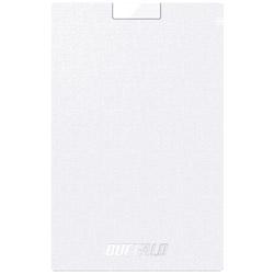 BUFFALO(バッファロー) SSD-PG960U3-WA USB3.1(Gen1)対応 ポータブルSSD [960GB/ホワイト] SSD-PGU3-Aシリーズ SSDPG960U3WA