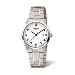 ボッチアチタニューム チタン製レディースメタルバンド腕時計 325801 325801