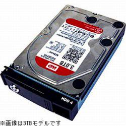IO DATA(アイオーデータ) HDLZ-OP4.0R 交換用HDD [4TB] LAN DISK Z専用 交換用ハードディスク HDLZOP4.0R