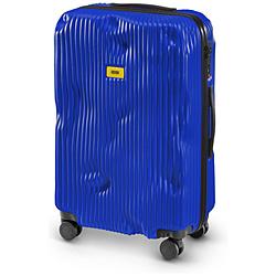 クラッシュバゲッジ スーツケース M65L ストライプコレクション BLUE CB152-19 [TSAロック搭載] CB152