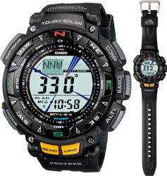 CASIO(カシオ) PRG-240-1JF [ソーラー時計]プロトレック 「トリプルセンサー」 PRG2401JF