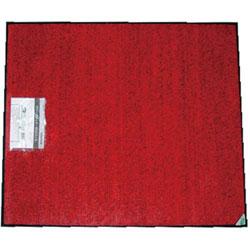 山崎産業 (吸水用マット)ECOマット吸水 #15 赤 F16615 F16615