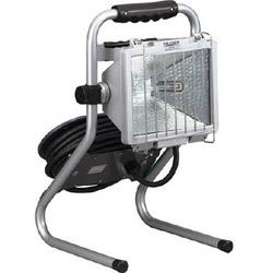 ハタヤリミテッド 防雨型ドラムスタンドハロゲンライト 300W 100V電線7m PHD307N PHD307N