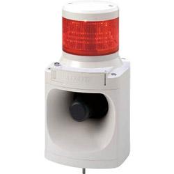 パトライト パトライト LED積層信号灯付き電子音報知器 LKEH120FAR LKEH120FAR
