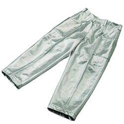 トラスコ中山 スーパープラチナ遮熱作業服 ズボン LLサイズ TSP2LL TSP2LL