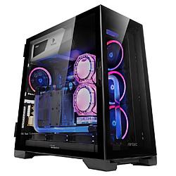 ANTEC ATX対応 ミドルタワー PCケース 倉 ガラスパネル搭載 スイングドア式 Performance Antec Series P120CRYSTAL 捧呈 Crystal P120