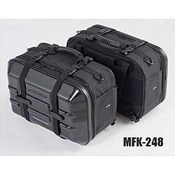 TANAX MFK-248 ツアーシェルケース2 ブラック MFK248