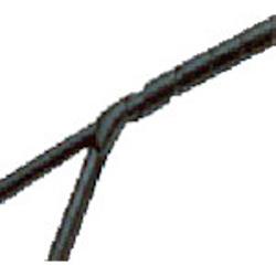 パンドウイット パンドウイット スパイラルラッピング ポリエチレン 耐候性黒 T62FC0