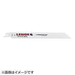 LENOX LENOX バイメタルセーバーソーブレード OSB818R 200mm×18山 (50枚入り) 22754OSB818R 22754OSB818R