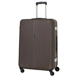SKYNAVIGATOR スーツケース ワンタッチロックハードフレーム 71L ブラウン SK-0810-64-BR [TSAロック搭載] SK081064BR