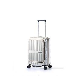 A.L.I スーツケース ハードキャリー 35L+6L MAXBOX 割り引き TSAロック搭載 パールホワイト 正規認証品 新規格 マックスボックス ALI-5511 ALI5511