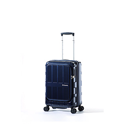 A.L.I スーツケース ハードキャリー 35L+6L MAXBOX ALI-5511 TSAロック搭載 ALI5511 マックスボックス ネイビー 超定番 メイルオーダー