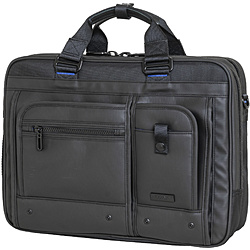 CUPC 3wayビジネスバッグ A4サイズ ブラック PO-4917BK PO4917BK