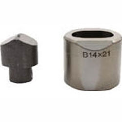 育良精機 12X18B 育良 フリーパンチャー替刃 IS-BP18S・IS-MP18LE用 12X18B