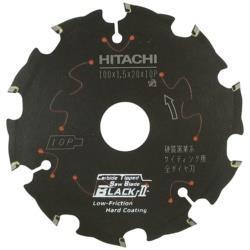 工機ホールディングス 日立 スーパーチップソー 全ダイヤ ブラック2 125mm 0033-6995 336995