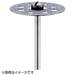 ミニター ミニモ 電着ダイヤモンドカッティングディスク φ18 全面電着 MC1262 MC1262