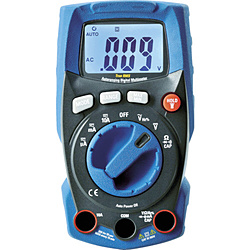 カスタム カスタム 防塵防水デジタルマルチメータ CDM-3000WP CDM3000WP