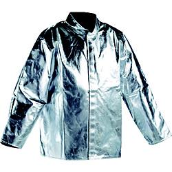 JUTEC JUTEC 耐熱保護服 ジャケット XLサイズ HSJ080KA156