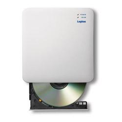 ELECOM(エレコム) LDR-PS5GWU3RWH(ホワイト) WiFi対応・CD録音ドライブ[USB3.0/5GHzワイヤレス/iOS_Android対応] LDRPS5GWU3RWH