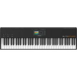 Studiologic SL73 Studio 73鍵MIDIキーボード・コントローラー[ハンマーアクション鍵盤] SL73STUDIO