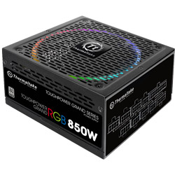Thermaltake TOUGHPOWER GRAND RGB PLATINUM 850W PS-TPG-0850F1FAPJ-1 (80PLUS PLATINUM認証取得/850W) PSTPG0850F1FAPJ1