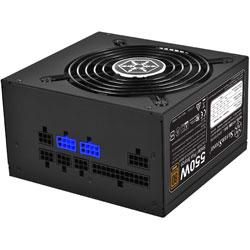 Silver Stone PC電源 SST-ST55F-PB [550W /ATX /Bronze] SSTST55FPB