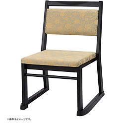 タック 和室用座椅子 WZS6BK260 WZS6BK260