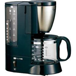 ZOJIRUSHI 象印マホービン 有名な EC-AS60-XB ステンレスブラック コーヒーメーカー 6杯分 珈琲通 ECAS60 開店記念セール