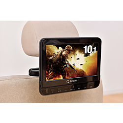 QRIOM ヘッドレストモニターDVDプレーヤー CPD-M101 驚きの値段 B CPDM101 激安価格と即納で通信販売 10.1V型ワイド